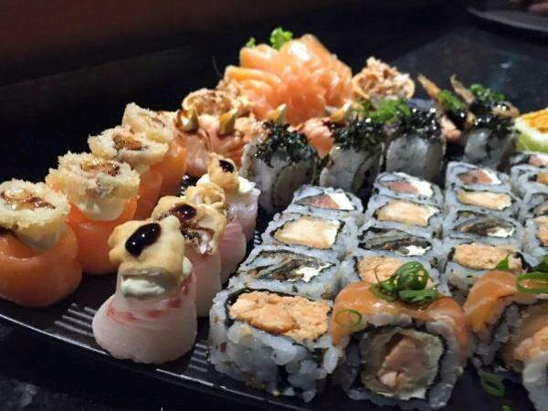 Restaurantes oferecem descontos de 10% para comemorar o Dia Internacional do Sushi. (Foto: Divulgação Natori Sushi).