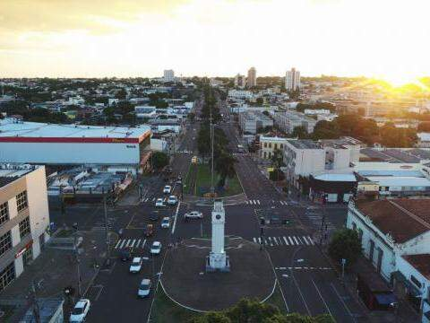 A cidade comemora neste domingo (26), 119 anos. (Foto: Gabriel Marchese / Fly Drone)