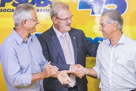 Agora tucano, Geraldo Resende garante pré-candidatura em Dourados