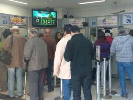 Mega-Sena pode pagar R$ 70 milhões neste sábado; apostas vão até às 18h