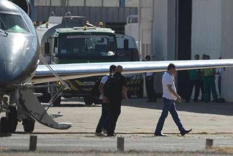 Joesley e Saud deixam Superintendência da PF para fazer exame de corpo de delito