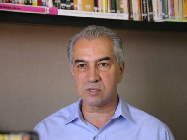 Reinaldo Azambuja (PSDB) foi quem mais arrecadou (Foto: Paulo Francis - Arquivo)