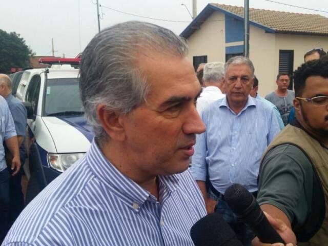 Azambuja diz que picaretas fabricavam créditos de ICMS. (Foto: Helio de Freitas)