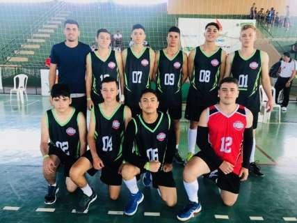 Naviraí receberá semifinais de vôlei dos Jogos Escolares e da Juventude