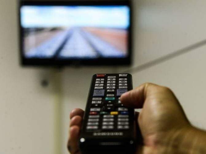 Uso da TV supera os tablets para conexões à internet (Arquivo/Valter Campanato/ABr)