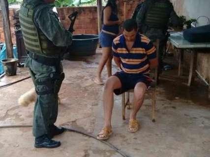 Operação que fechou bairro termina com 5 foragidos da Justiça presos