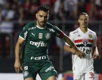 São Paulo e Palmeiras empatam em jogo com pênalti anulado