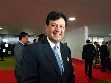 """""""O que falta para a saúde de Mato Grosso do Sul é planejamento"""", diz Mandetta"""