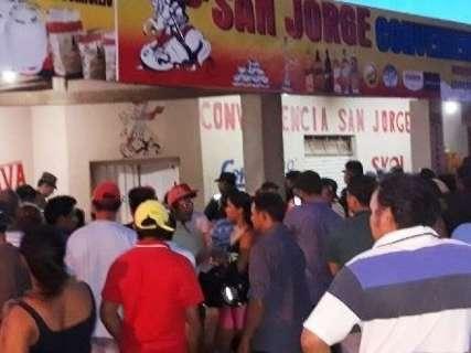 Brasileiros são atacados na fronteira, um morre e dois ficam feridos