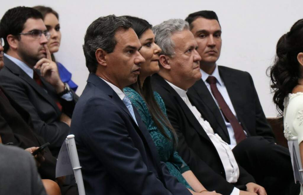 Trad na Assembleia Legislativa: continuidade de parceria (Foto: Henrique Kawaminami)