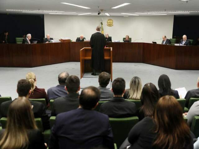 Primeiro dos habeas corpus de Lula, contestando decisão do STJ, foi negado na 2ª Turma do STF. (Foto: Nelson Jr./SCO/STF)