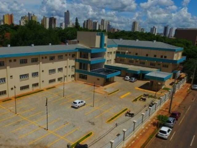 Hospital do Trauma funcionará em anexo da Santa Casa (Foto: Chico Ribeiro)