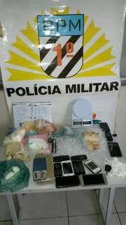 Líder do PCC em MS é preso com pasta base de cocaína na Capital