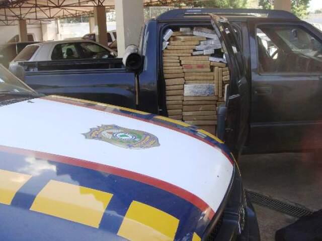 Condutor iniciou uma fuga a pé em região residencial próxima ao local (Foto: Divulgação)