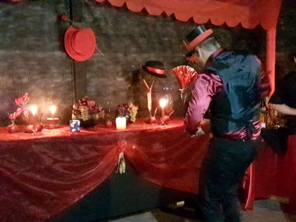 Festa de Exu é demonstração de alegria e agradecimento pelas conquistas do ano