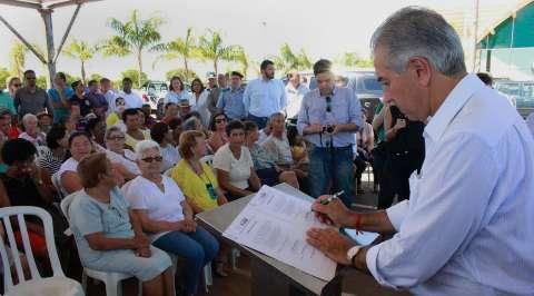 Em Três Lagoas, Reinaldo autoriza obras orçadas em R$ 10,6 milhões