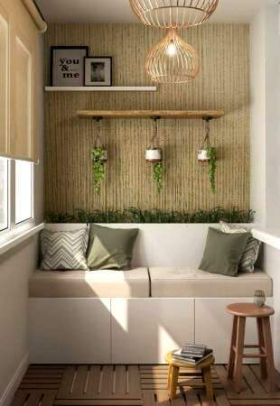 A Leroy ajuda a construir e também a decorar todos os ambientes. (Foto: Site Leroy Merlin)