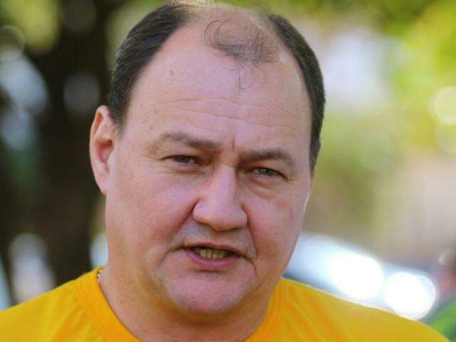 Secretário de Infraestrutura, Marcelo Miglioli. (Foto: André Bittar).
