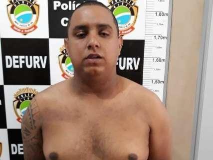 Integrantes de quadrilha especializada em roubos a caminhões são presos