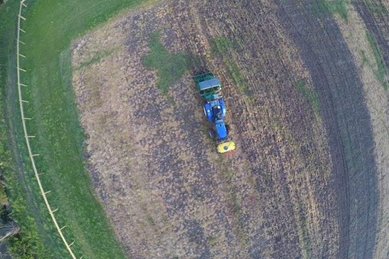 Inglaterra apresenta agricultura feita por robôs