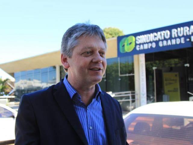 Secretário Jaime Verruck viabiliza junto a União aceleração do processo e retorno da liberação para o setor empresarial. (Foto: Marina Pacheco)
