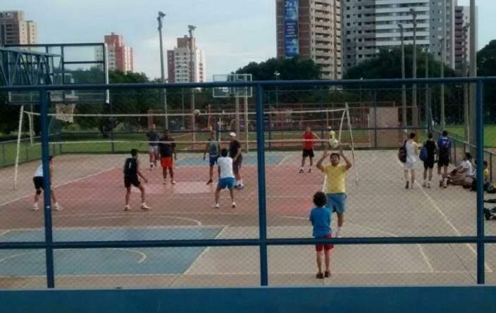 Eventos esportivos irão ocorrer no Parque do Sóter (Foto: Divulgação - Funesp)