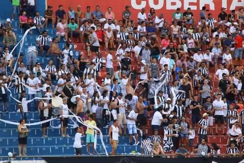 Corumbaense embarca amanhã e fará último treino na Capital antes da decisão