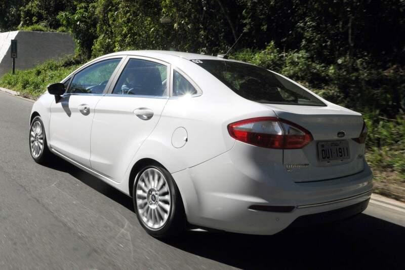 Ford da início as vendas do novo Fiesta Sedan