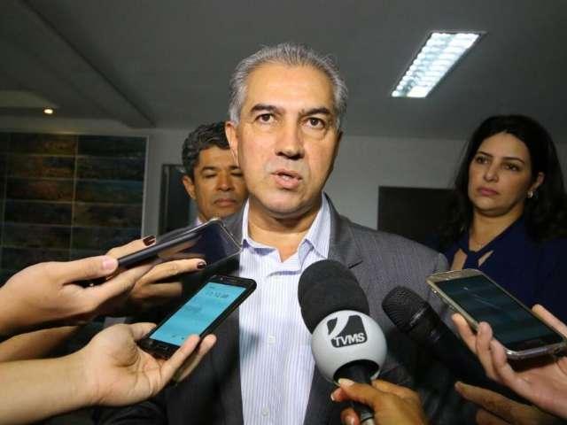 'Não haverá outra oportunidade', alerta governador sobre prazo do Refis