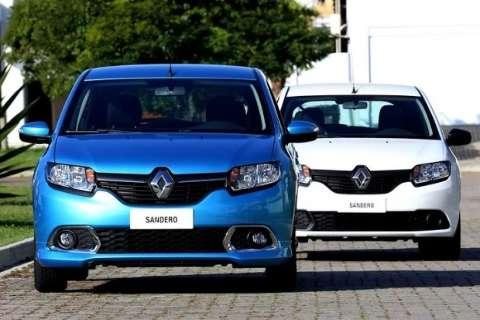 Novo Renault Sandero é lançado oficialmente