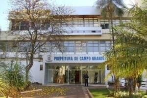 Prefeitura de Campo Grande. (Foto: Arquivo)