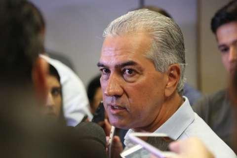 """Governador reclama de """"calote"""" de R$ 100 milhões em recursos da Lei Kandir"""