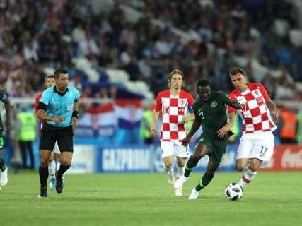 Croácia derrota Nigéria por 2 a 0  em Kaliningrado com direito a gol contra