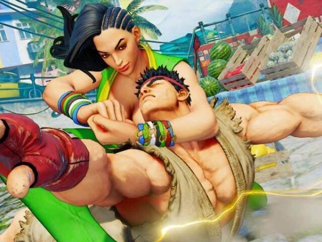 No  Street Fighter V: todos os personagens extras que serão liberados em 2016 podem ser destravados no jogo.