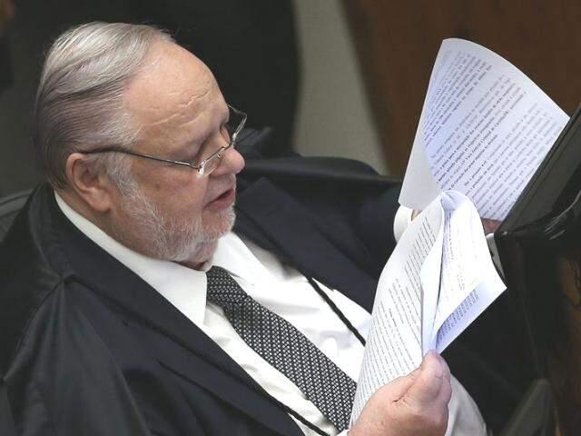 Félix Fisher expediu relatório contrário ao pedido de Lula, que foi seguido por unanimidade. (Foto: José Cruz/Agência Brasil)