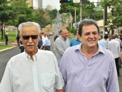Maior emedebista e político incontestável, dizem senadores sobre Wilson