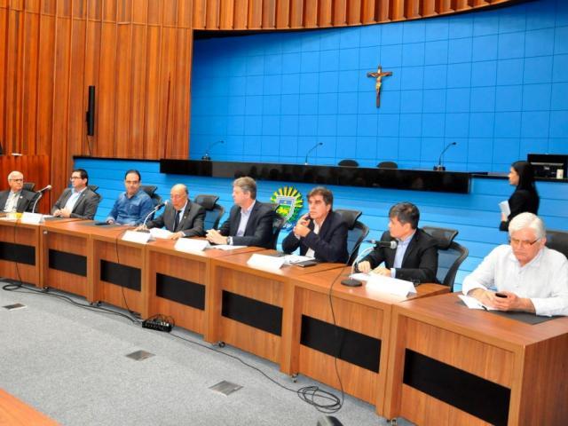 Audiência pública ocorreu na Assembleia Legislativa (Foto: Luciana Nassar)