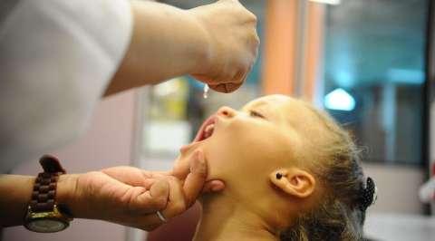 MS entra em alerta depois de caso de poliomielite confirmado na Venezuela