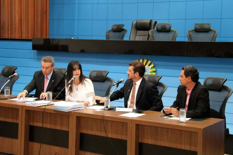 CPI do Cimi terá mais nove depoentes nesta segunda-feira (Foto: Wagner Guimarães/ALMS)