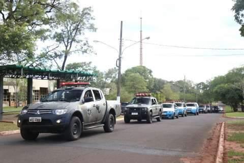 Região da Operação Raid registra alto índice de roubos e furtos