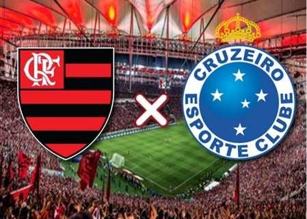 Flamengo e Cruzeiro abrem hoje à noite a decisão da Copa do Brasil 2017