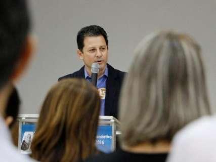 Em sabatina, Renato Câmara pede voto de confiança dos douradenses