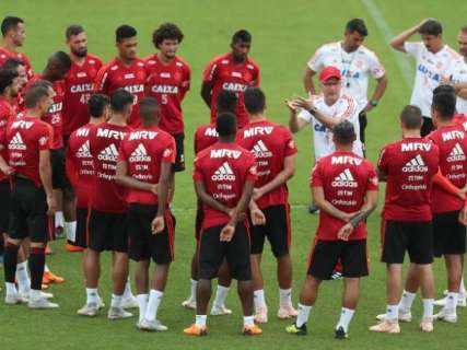 Corinthians e Flamengo se enfrentam nesta noite pela 28ª rodada do Brasileirão