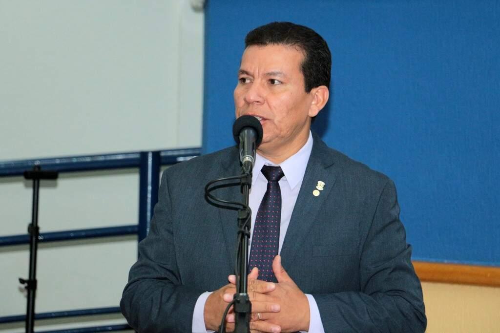 Partido do vereador Jeremias Flores pode ficar em um tostão em 2020. (Foto: Câmara MUnicipal)