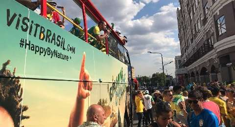 Bonito entra na lista de destinos turísticos favoritos dos russos no Brasil