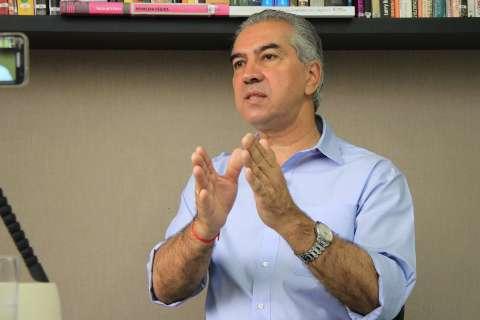 Reinaldo aposta em ter salvo MS da crise e incentivos para gerar empregos