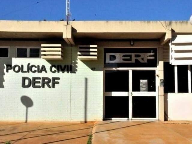 O caso foi investigado pela Delegacia Especializada de Repressão aos Crimes de Roubo e Furto (Foto: arquivo/Campo Grande)