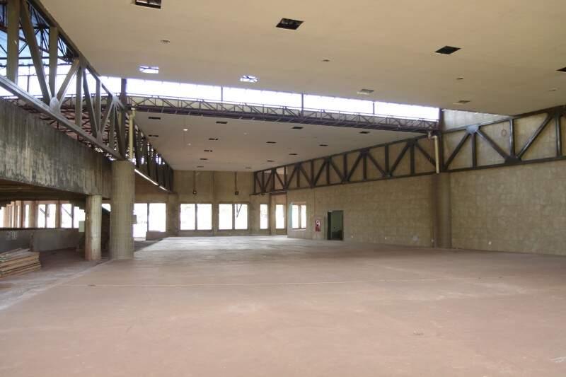 Pequena parte do complexo já está em fase de acabamento (Foto: Cleber Gellio)