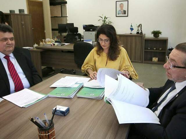 Acordos começaram a ser assinados em agosto deste ano. (Foto: Divulgação/OAB)