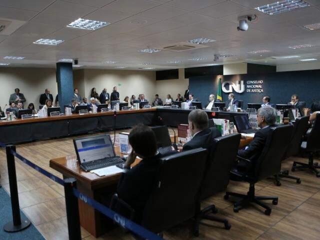 CNJ decidiu, em sessão na terça-feira, instituir regras mais rígidas para pagamento do auxílio-moradia. (Foto: Gil Ferreira/Agência CNJ)